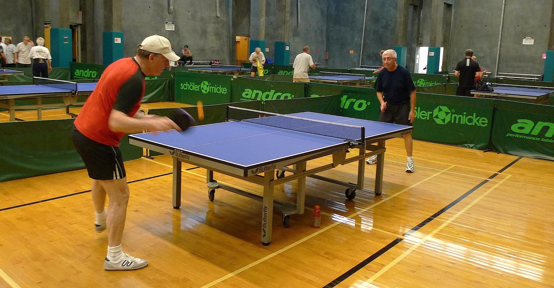 san diego table tennis